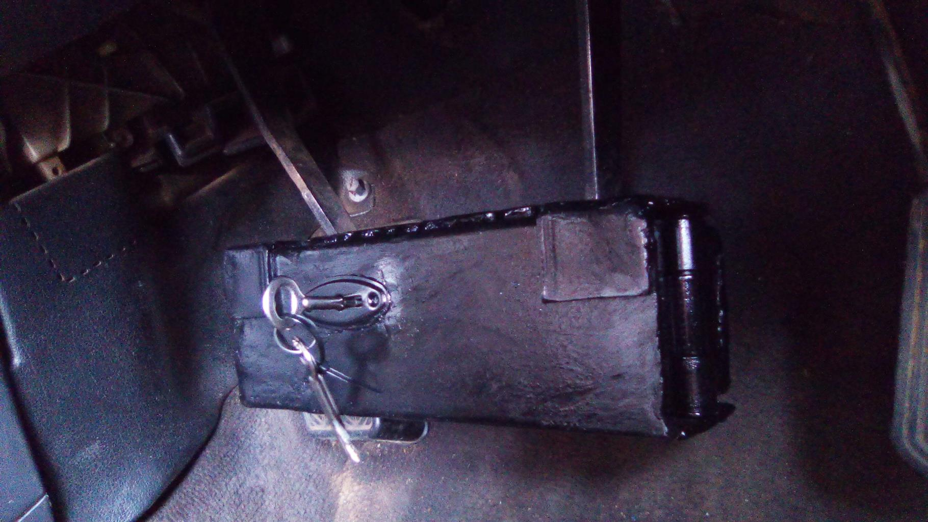 Toyota Anti-Theft Security Pedal Lock