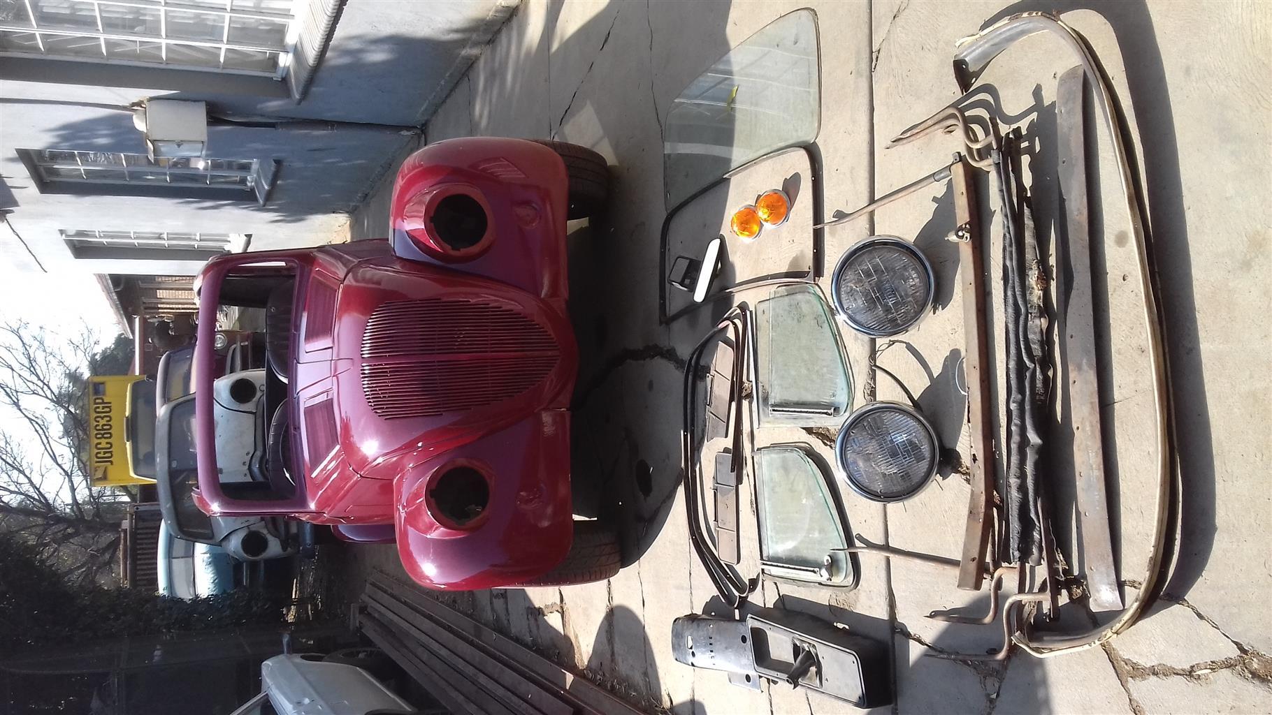 1948 Fiat Topilino Hotrod project