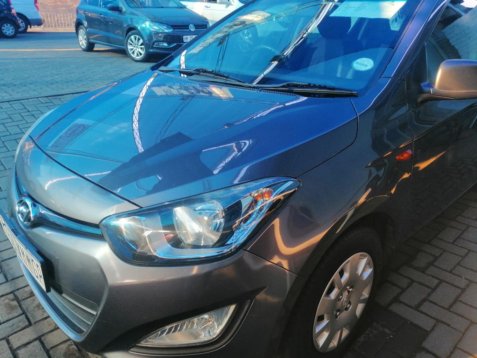 2014 Hyundai i20 1.4 Fluid auto