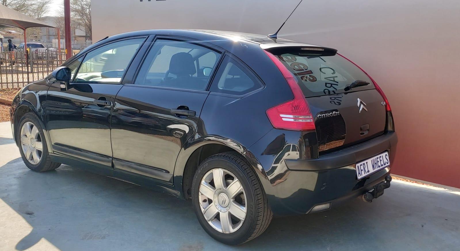 2005 Citroen C4 1.6
