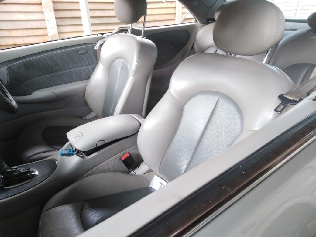 2006 Mercedes Benz CLK 500 coupé Avantgarde