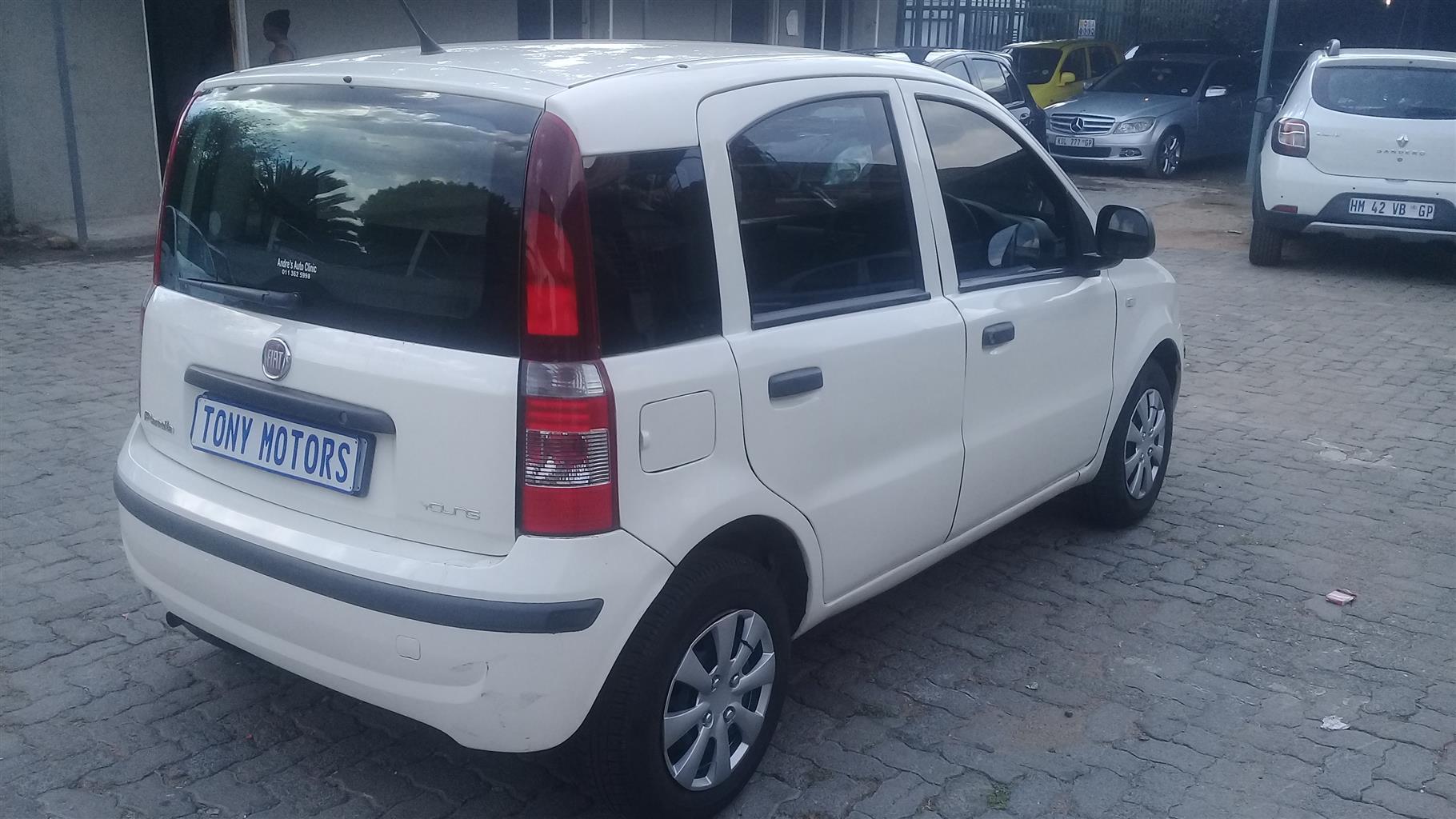 2012 Fiat Panda 1.2 Dynamic