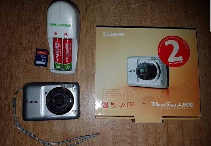 Canon 10MP digital camera
