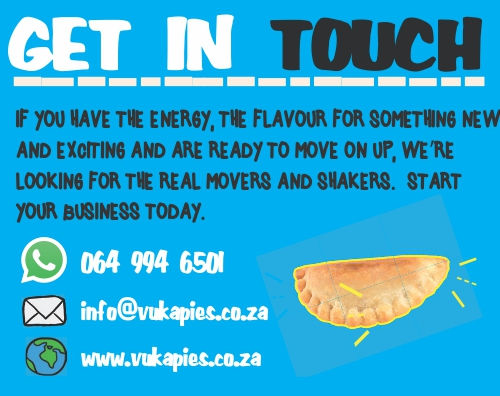 Pretoria People, start your own Business!