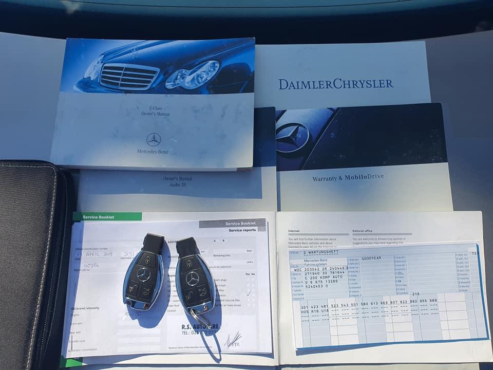 Mercedes Benz C 200 Automatic