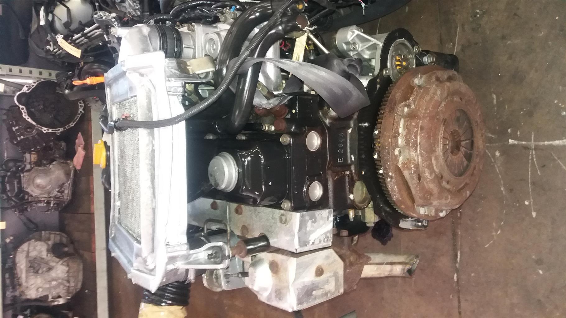 Nissan 2.7 TDi Engine # TD27