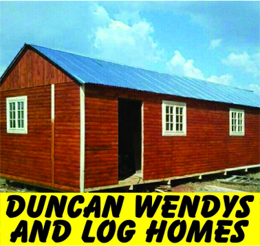 NEW LOUVRE WOOD Wendy house 2m x 2m