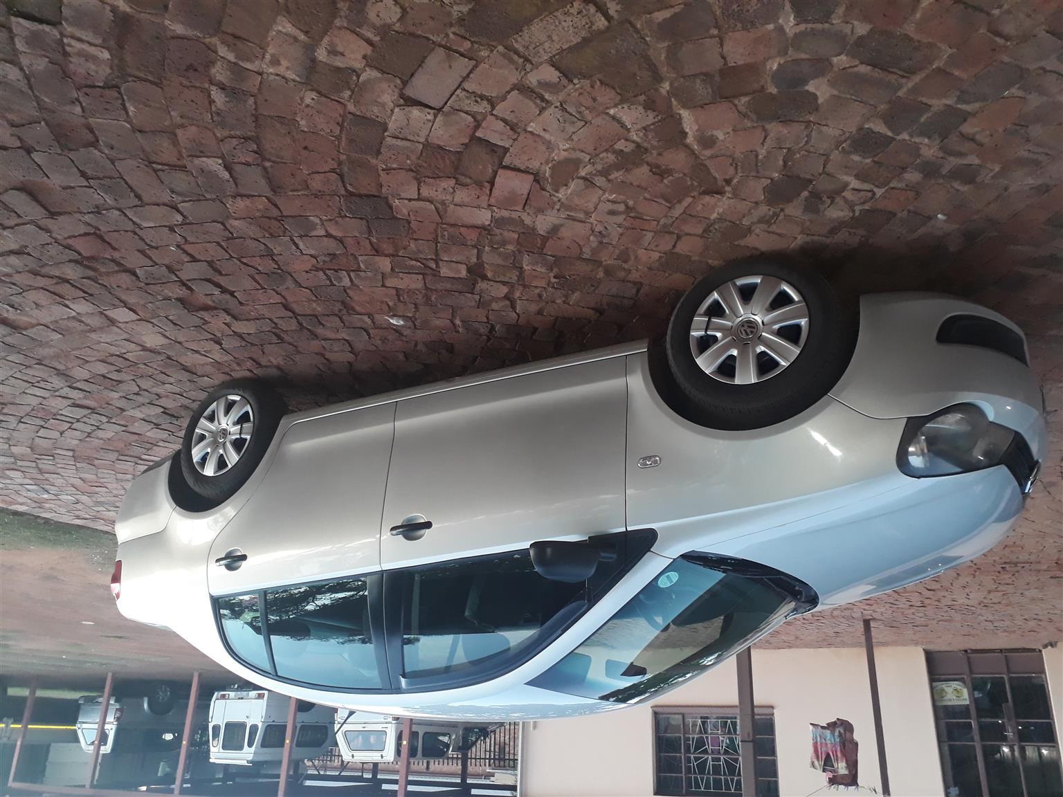 2011 VW Polo Vivo sedan 1.4TSI Highline