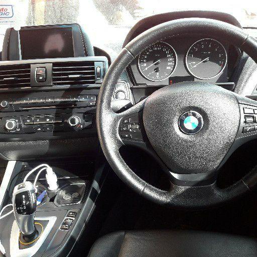 2015 BMW 1 Series 5-door 118i M SPORT A/T (F40)