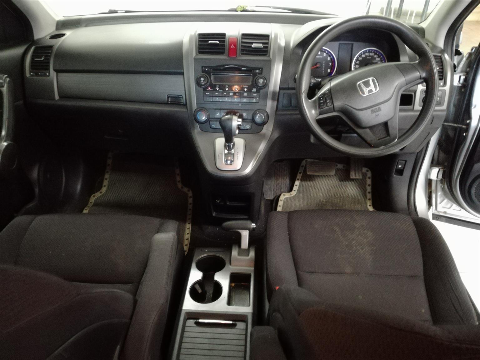 2008 Honda CR-V 2.4Automatic