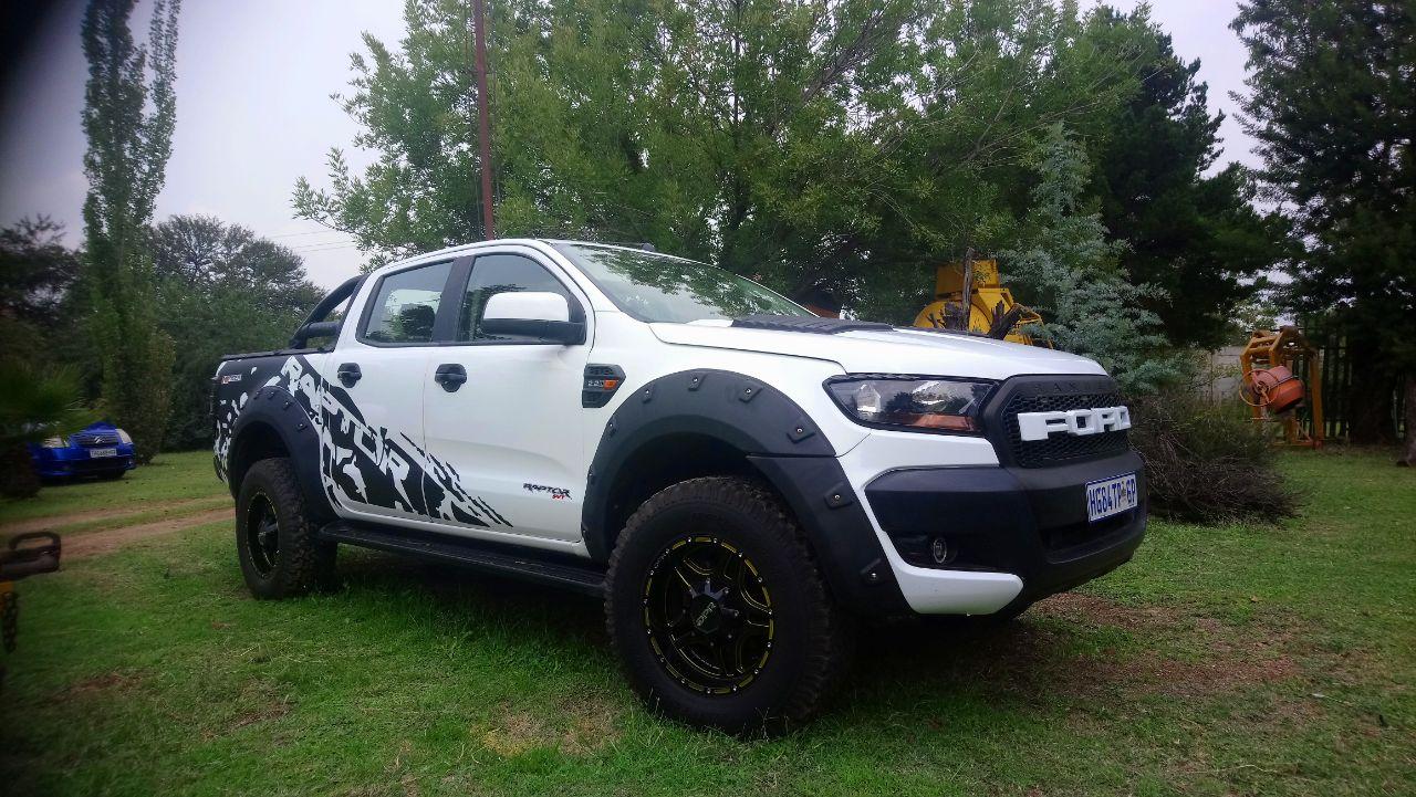 2016 Ford Ranger 2.2 double cab Hi Rider