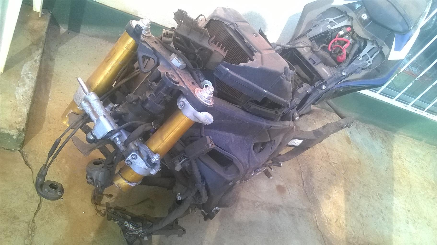 R1 Stripping for spares