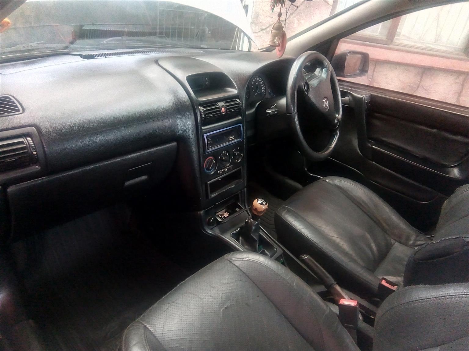 2002 Opel Astra 1.6 Essentia