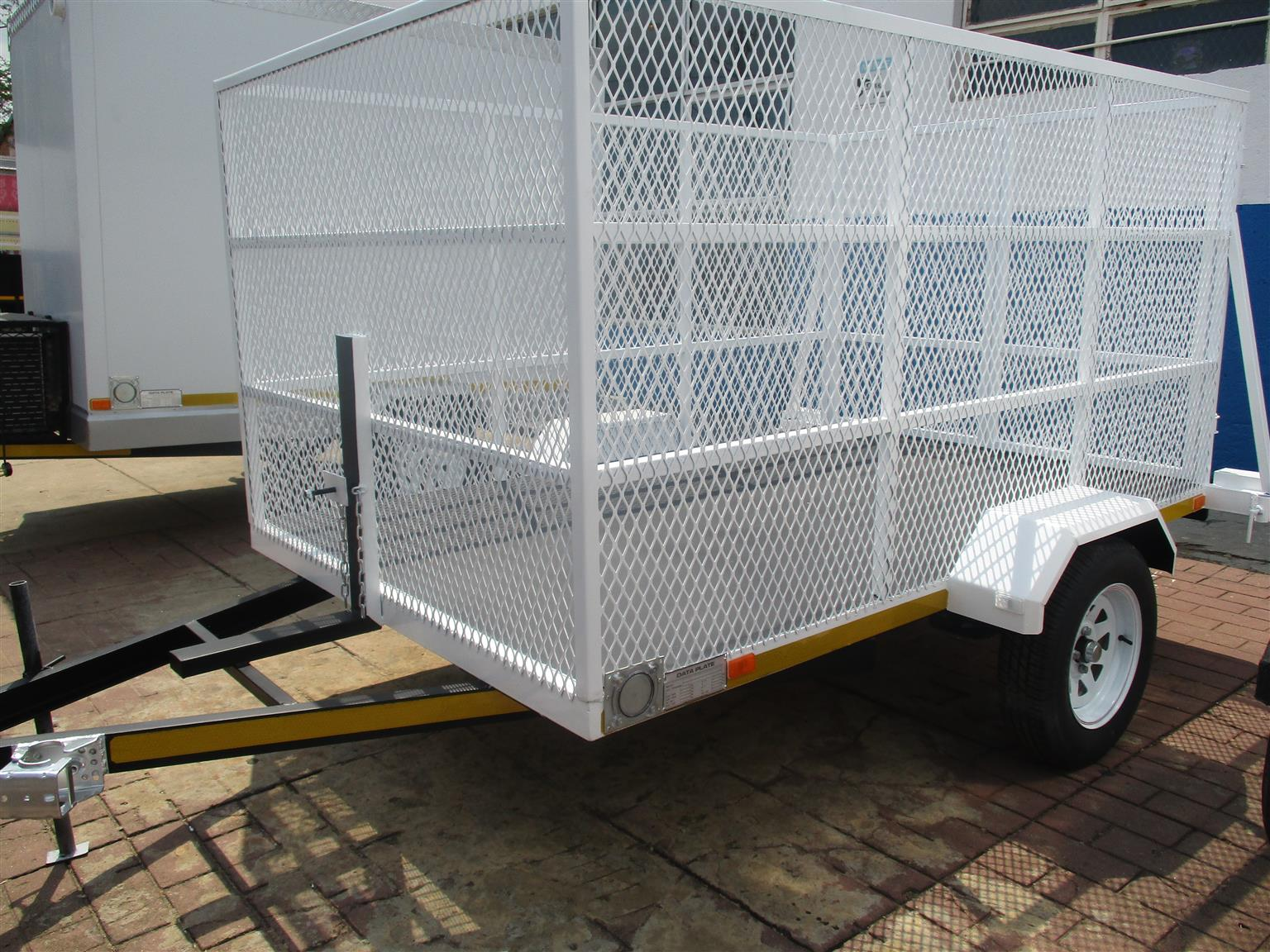 BUY AND COLLECT LUGGAGE TRAILER FOR SALE