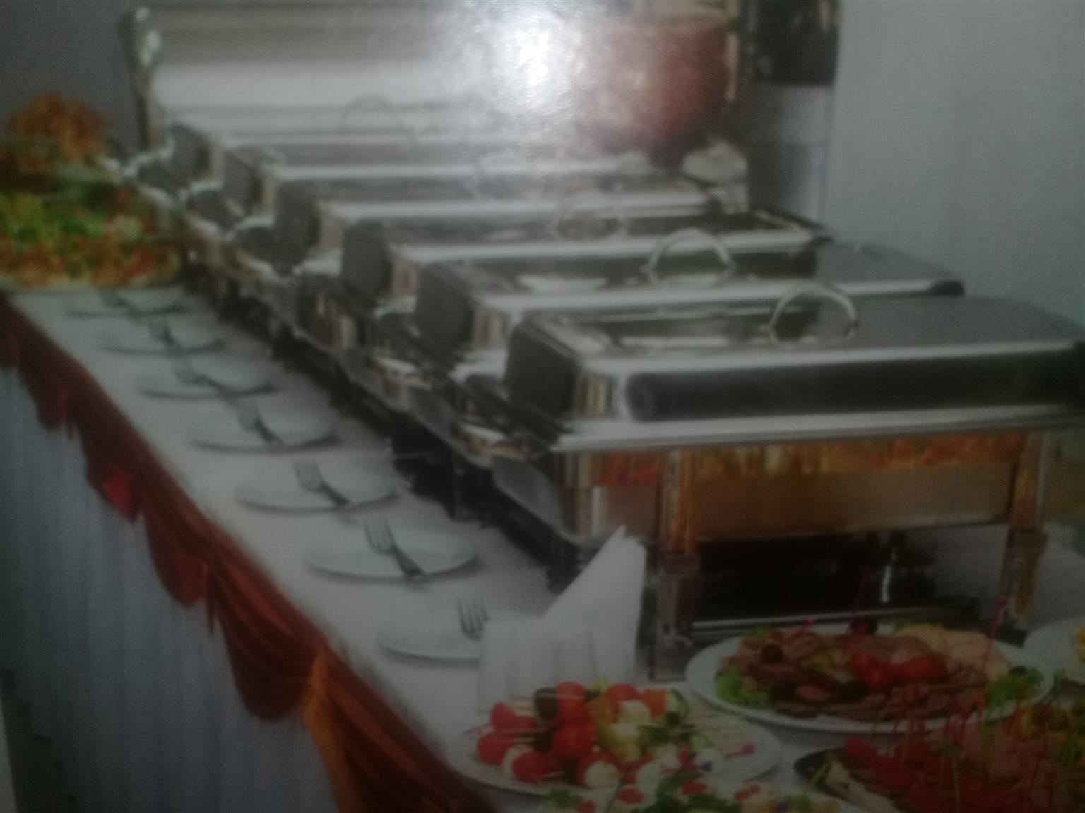 fast food catering euipment rom malls