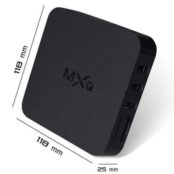 Mxq S805 Android 4.4 Quad-core Wifi 4k 8gb Xbmc Kodi Smart Tv Box Multimedia Player