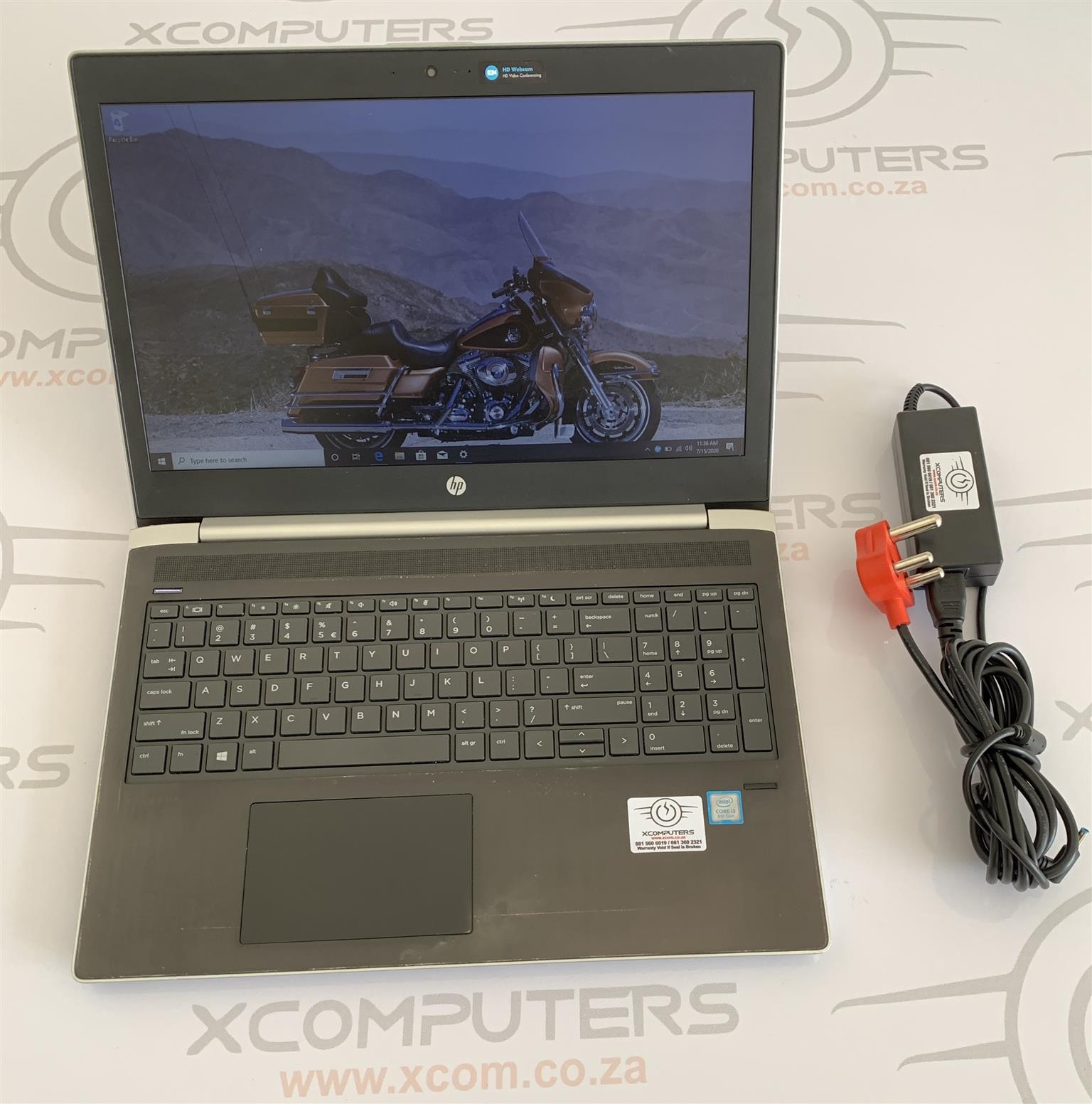 HP ProBook 450 8th Gen Laptop R5700