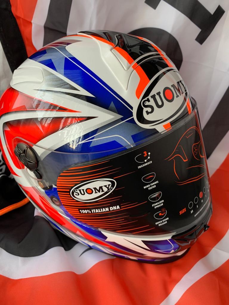Suomy SR-Sport Indy