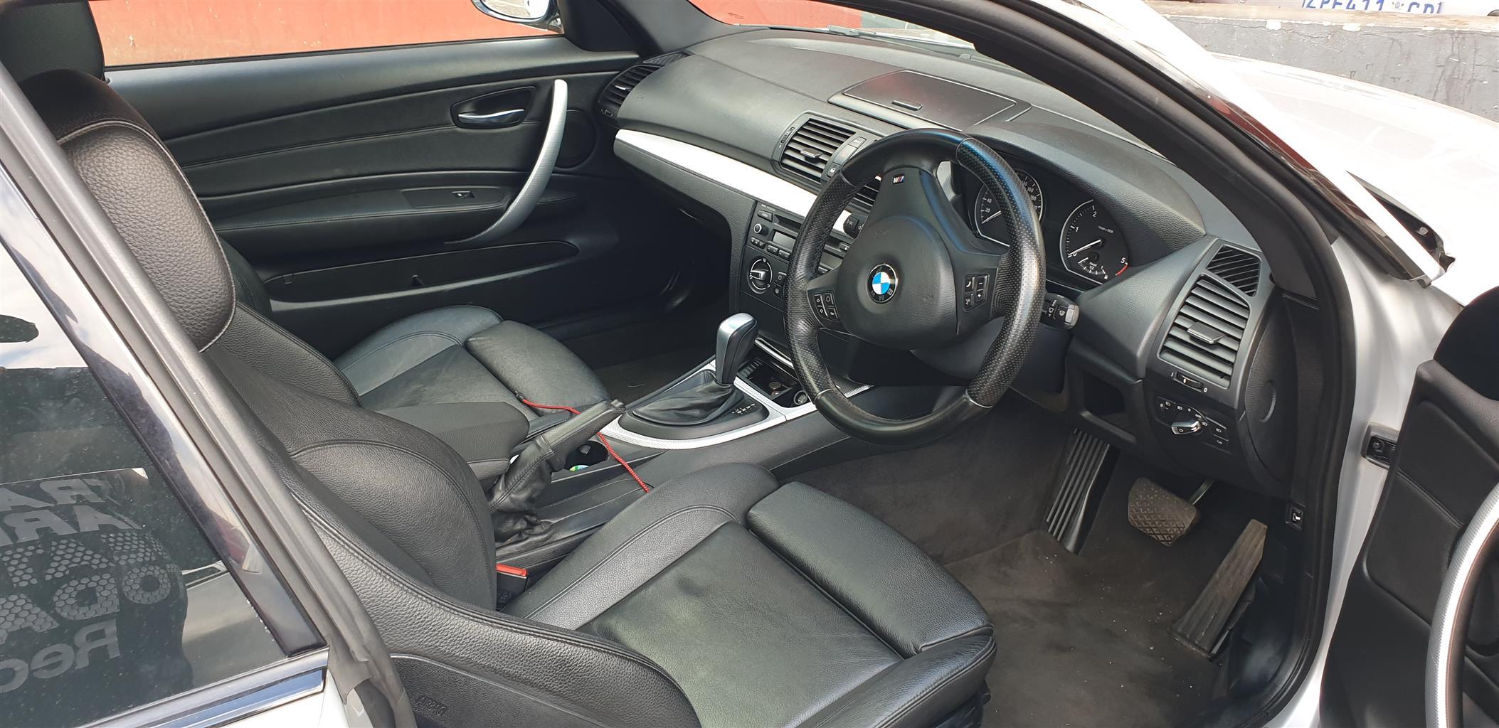 2013 BMW 1 Series 120d coupe auto