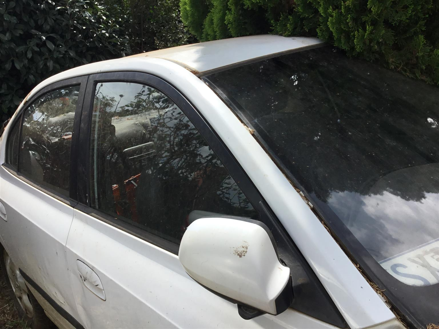 2005 Hyundai  Accent 1.5 and  Elantra 1.6 body Parts for Sale