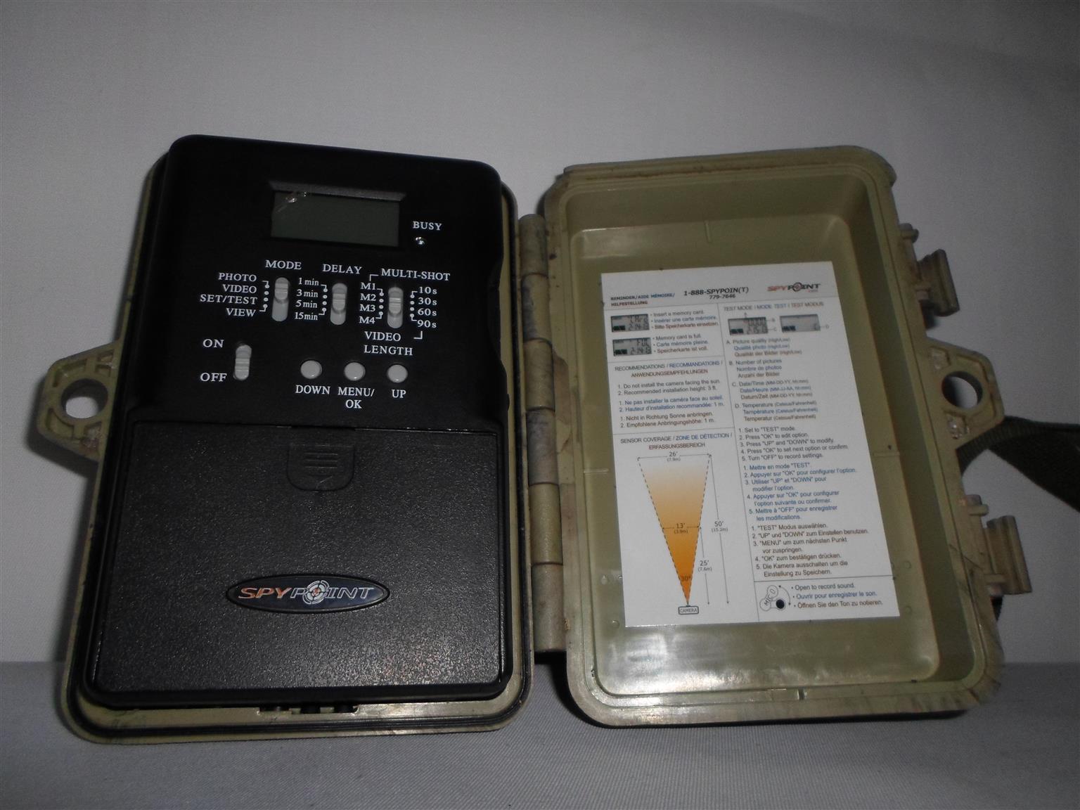 Spypoint BF-S Bush Camera - C033051528-4