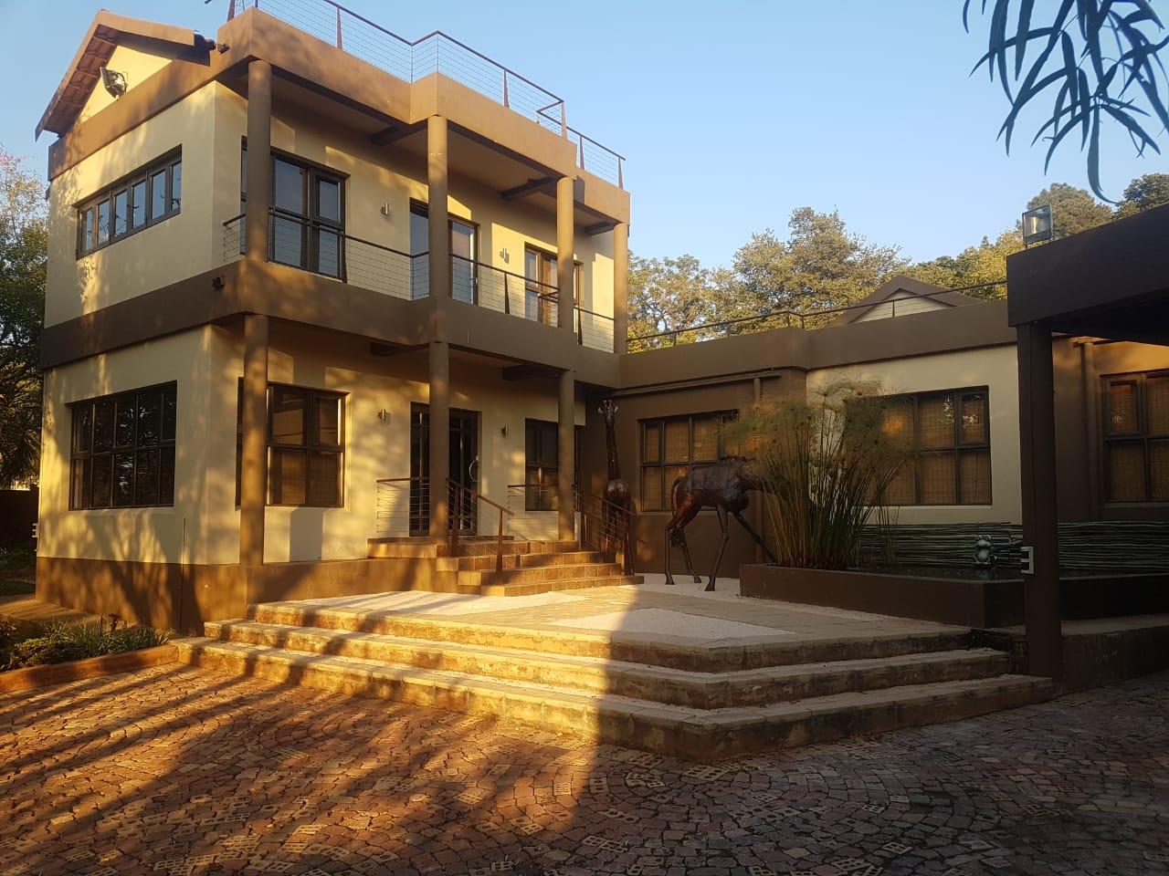 Luxury House at Olifantsnek dam