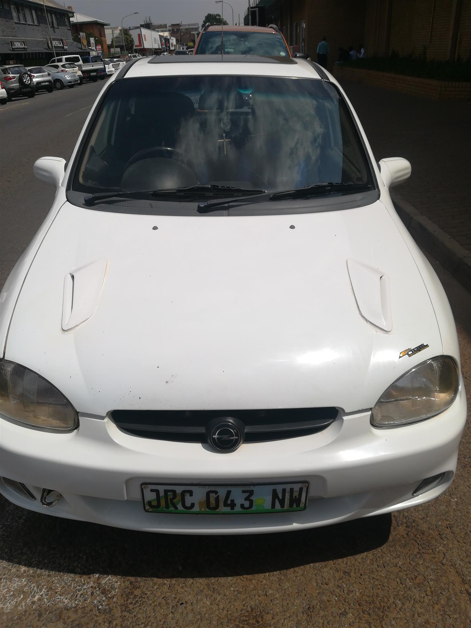2004 Opel Corsa 1.6 Turbo Sport