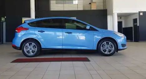 2017 Ford Focus hatch 1.0T Ambiente auto