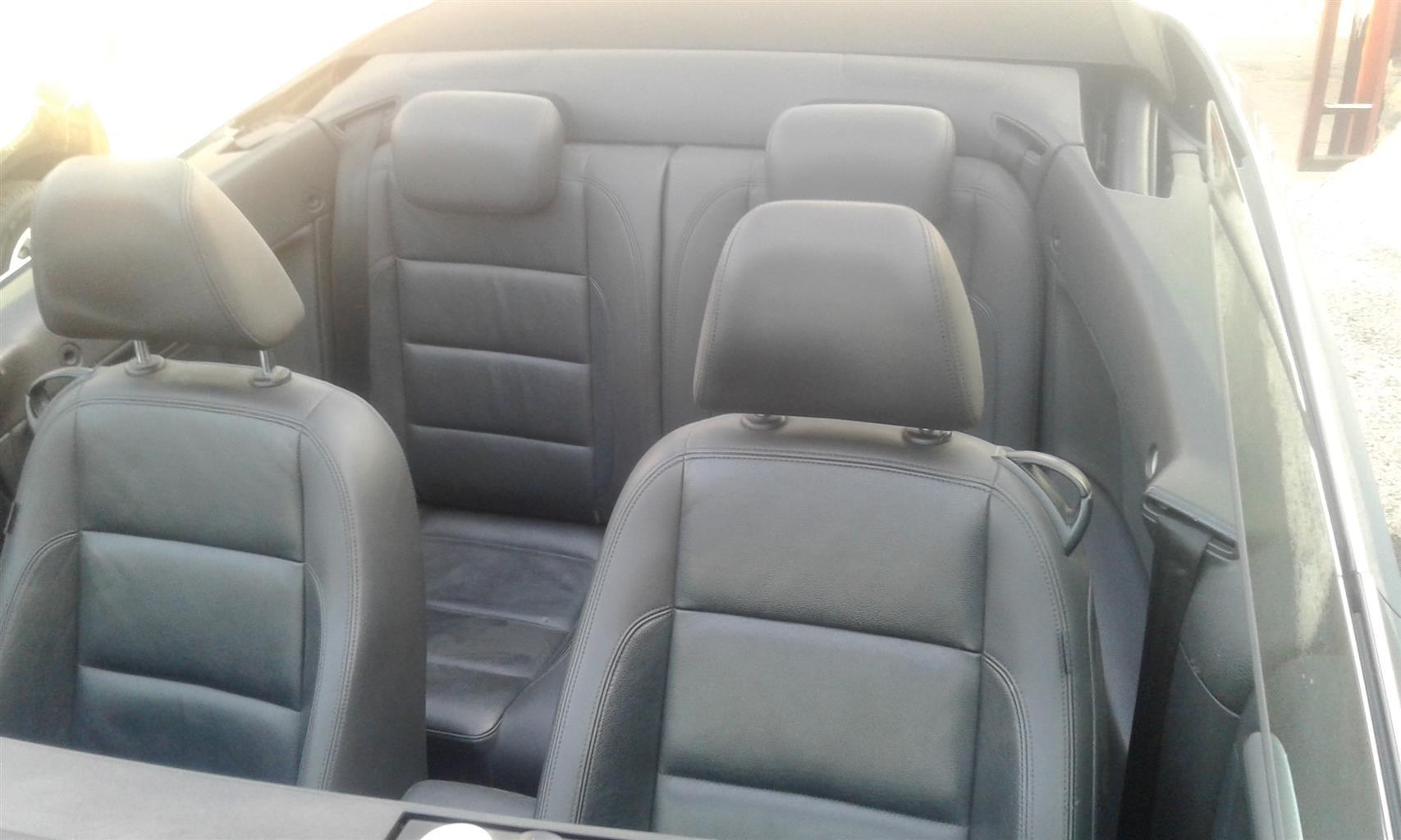 2013 VW Golf cabriolet 1.4TSI Highline auto