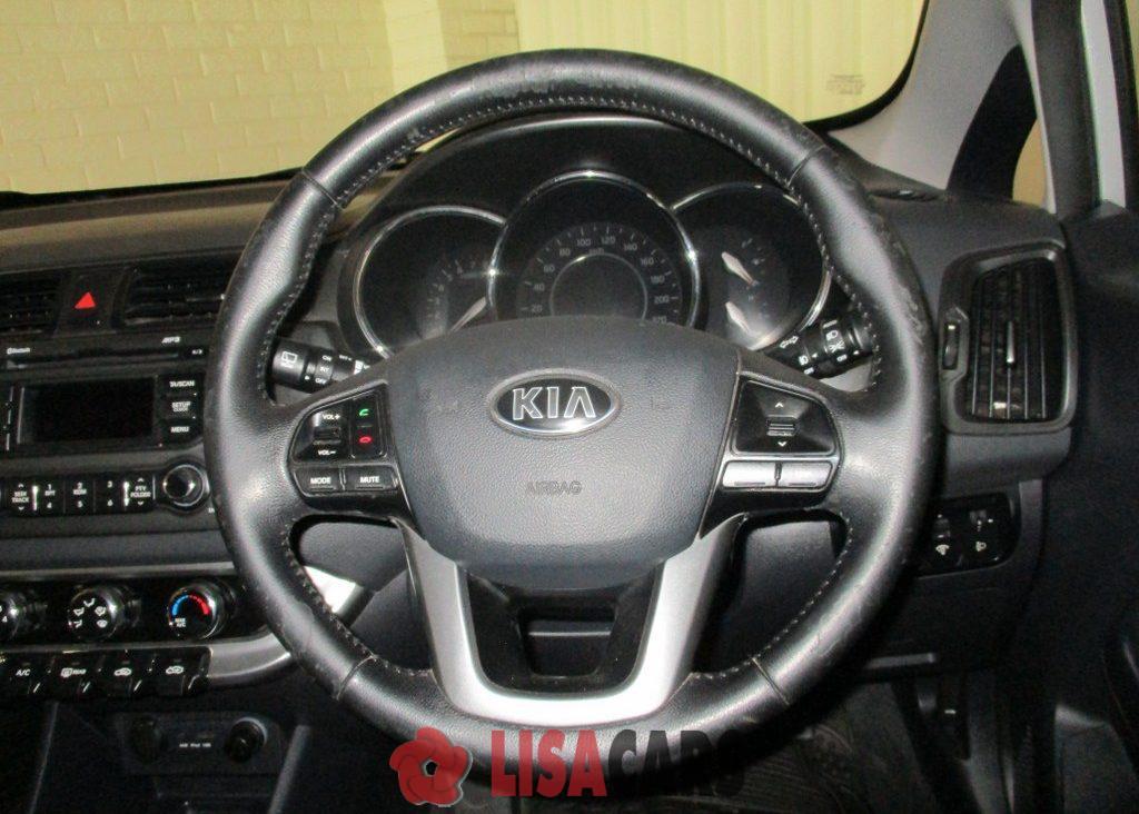 2013 Kia Rio hatch RIO 1.4 EX A/T 5DR