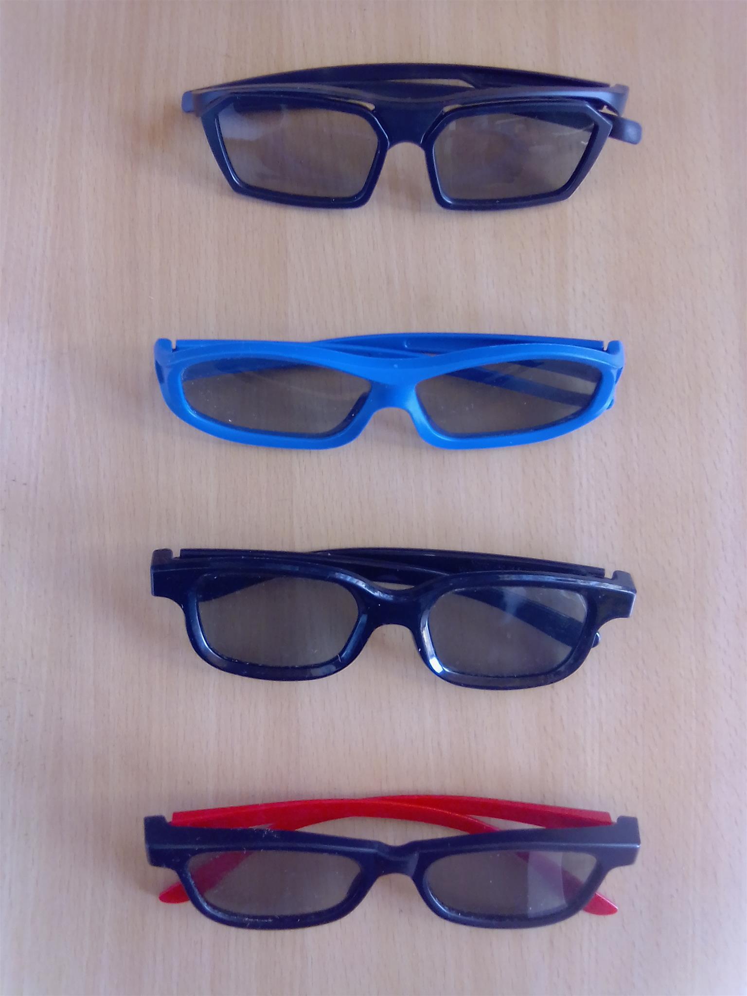 3D Glasses for 3D TV..