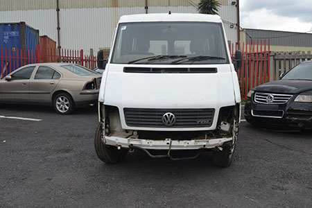 VW CRAFTER 35 TDI NOW STRIPPING FOR SPARES at MOTOR CITY SPARES