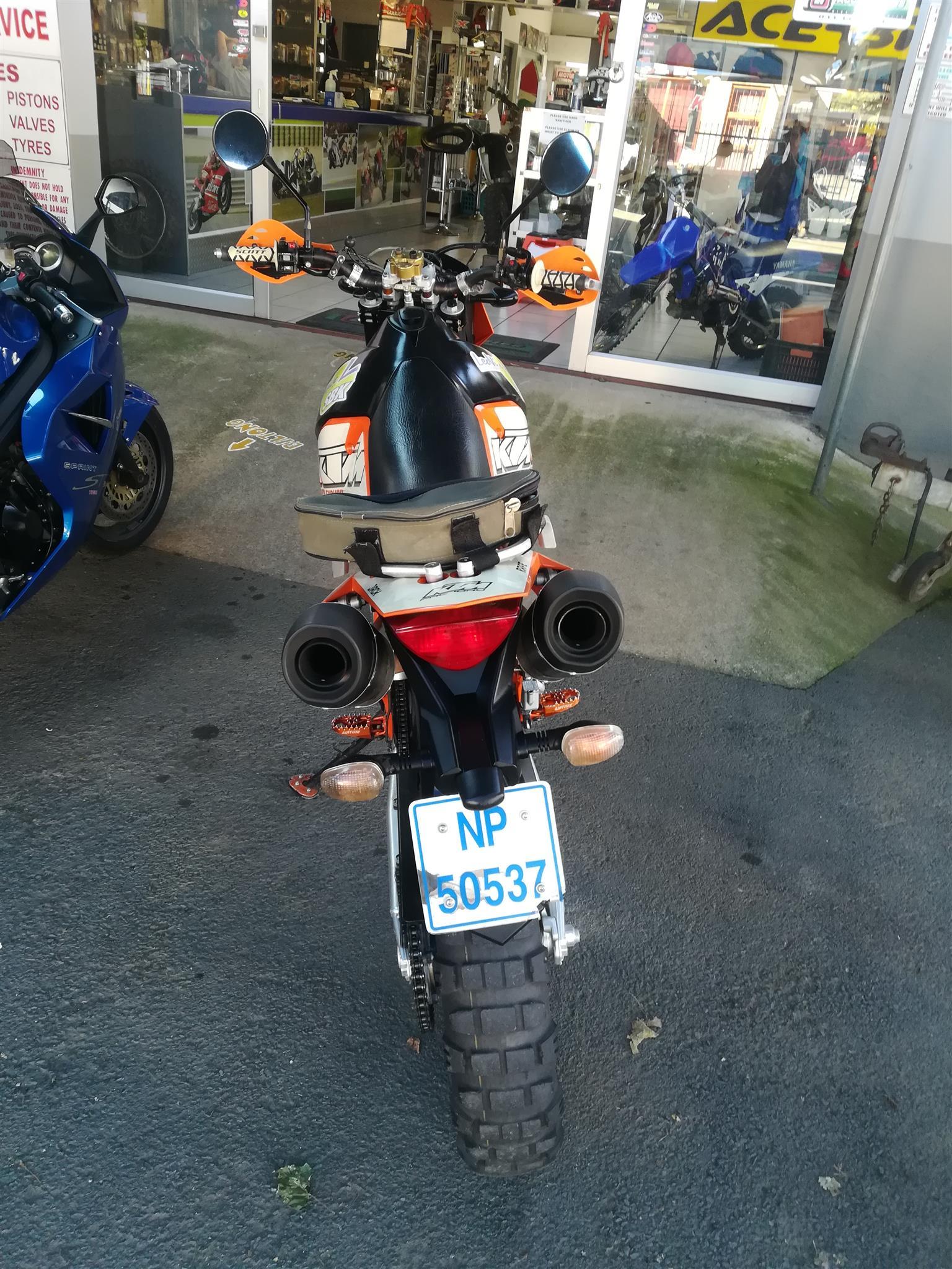 2007 KTM 950SE
