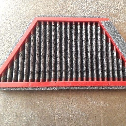 zx14 bmc performance air filter