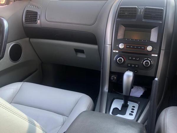 2006 Ford Territory 4.0 TX