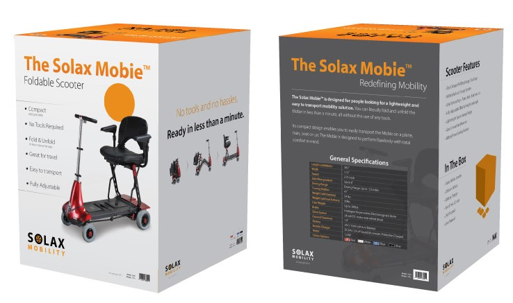 Mobility Scooter - Mobie - Folding - Airline Approved - LAUNCH SPECIAL. While Stocks Last