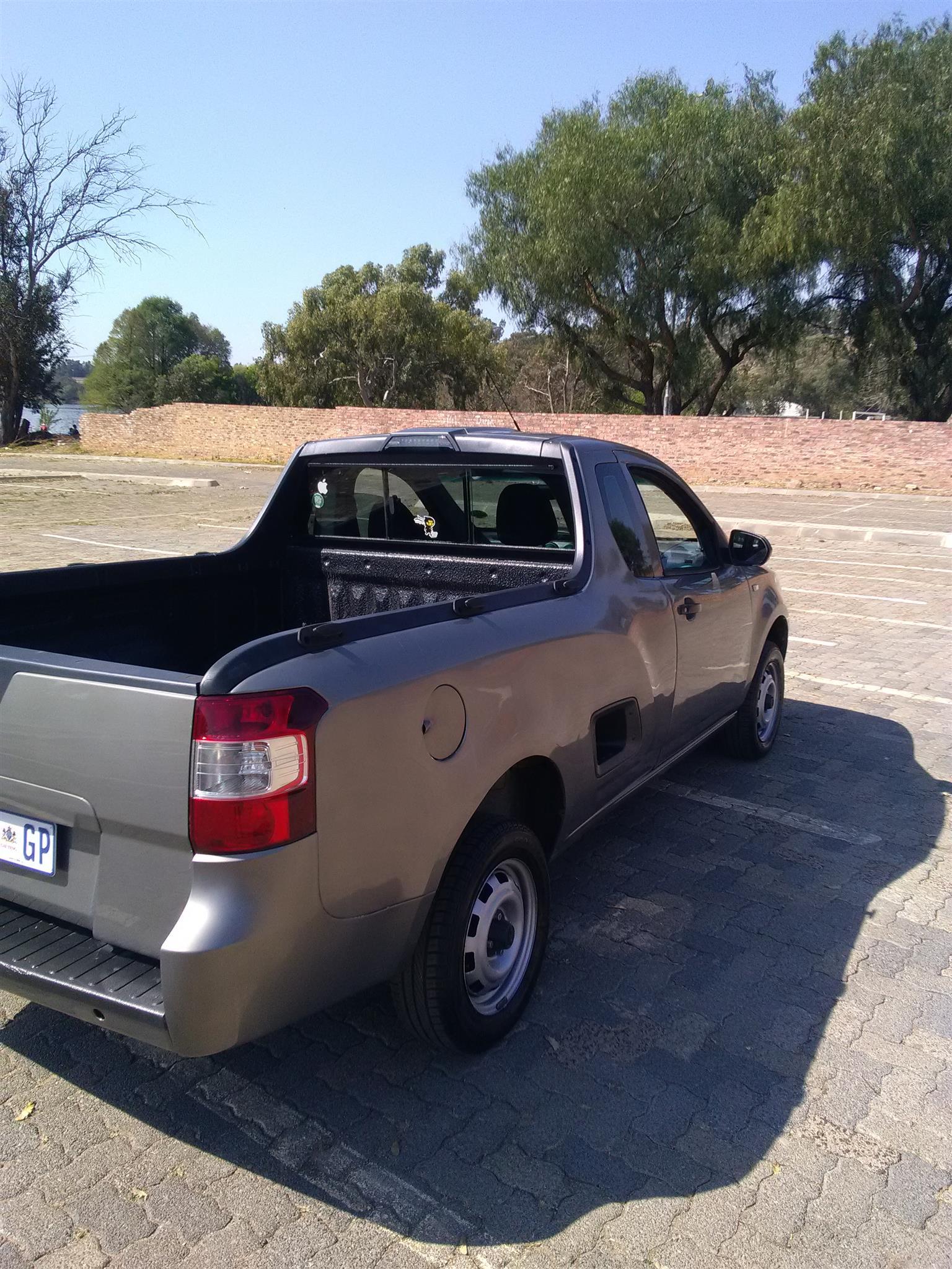2017 Chevrolet Utility 1.4 Club