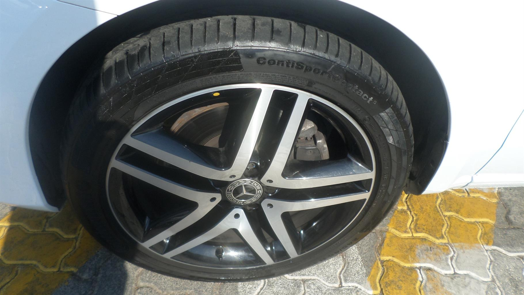2019 Mercedes Benz V-Class V250d AVANTGARDE A/T
