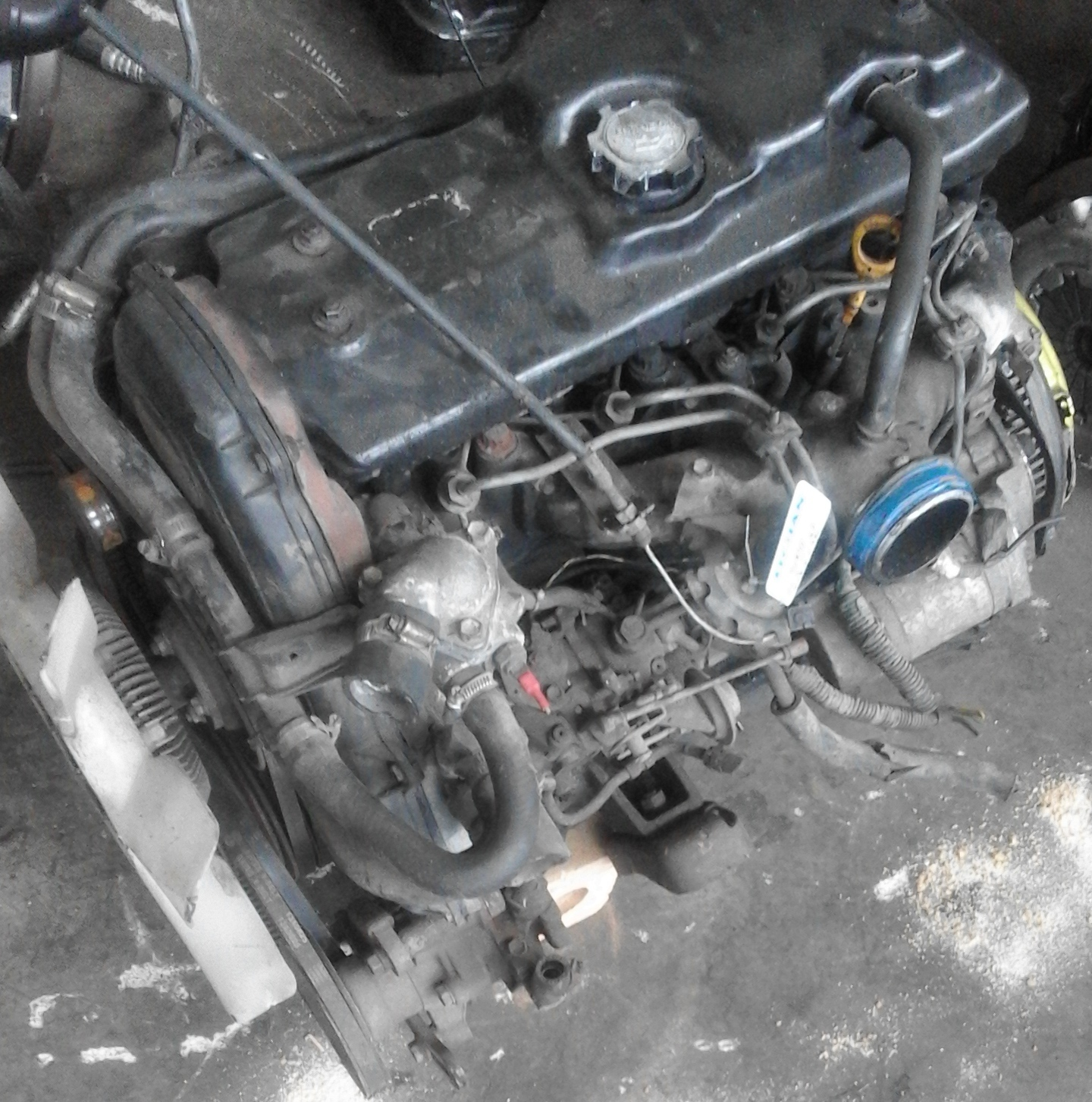TOYOTA 2L 2 4 DIESEL ENGINE SALE