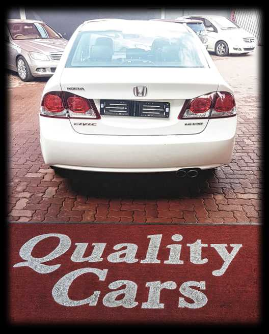 2012 Honda Ballade 1.5 Elegance auto