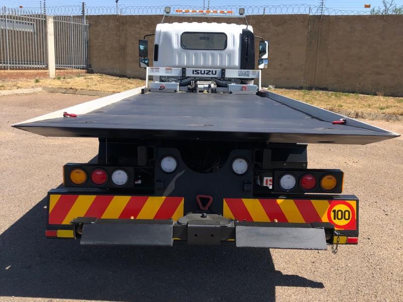 isuzu nqr tow truck for sale