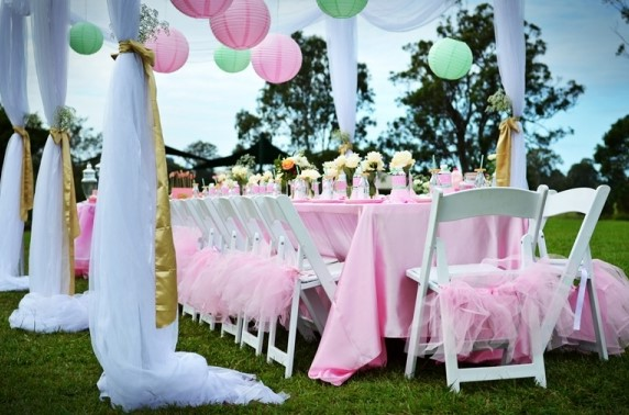 Baby Shower And Wedding Decor Services