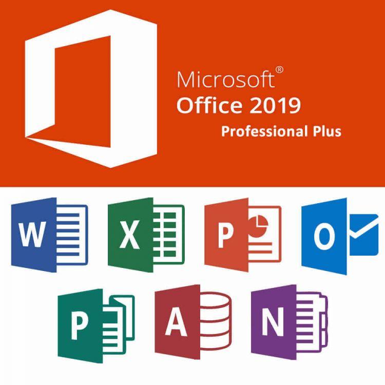 Office 2019 Professional Plus Keys for sale.