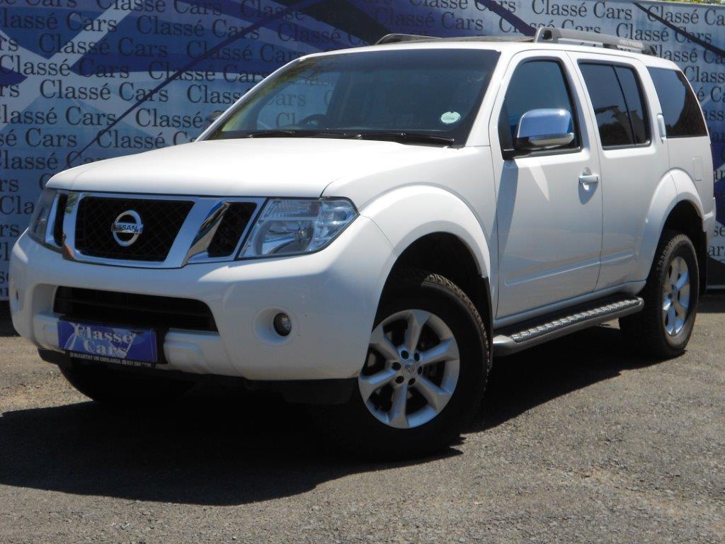 2014 Nissan Pathfinder 2.5dCi LE automatic
