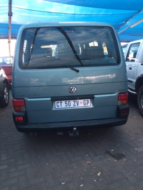 2004 VW Caravelle 2.5TDI