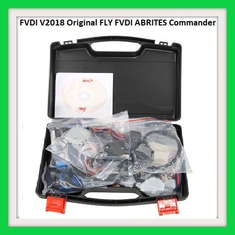 Newest FVDI V2018 Original FLY FVDI ABRITES Commander Full Version (18  Software) No Time Limited