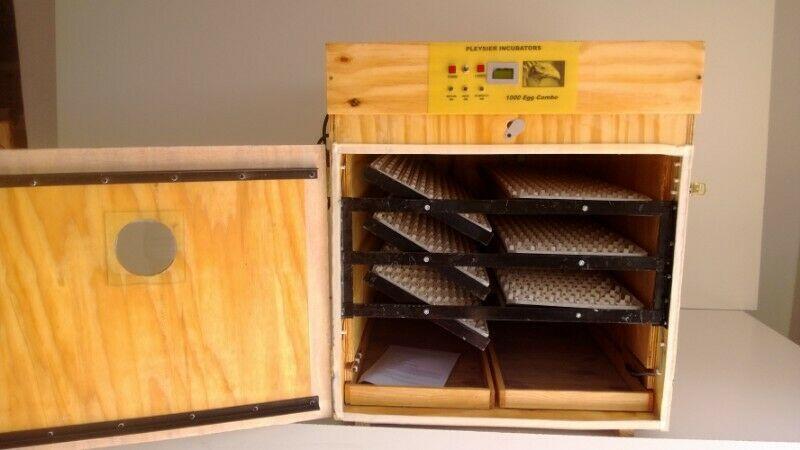 A wide range of incubators for sale
