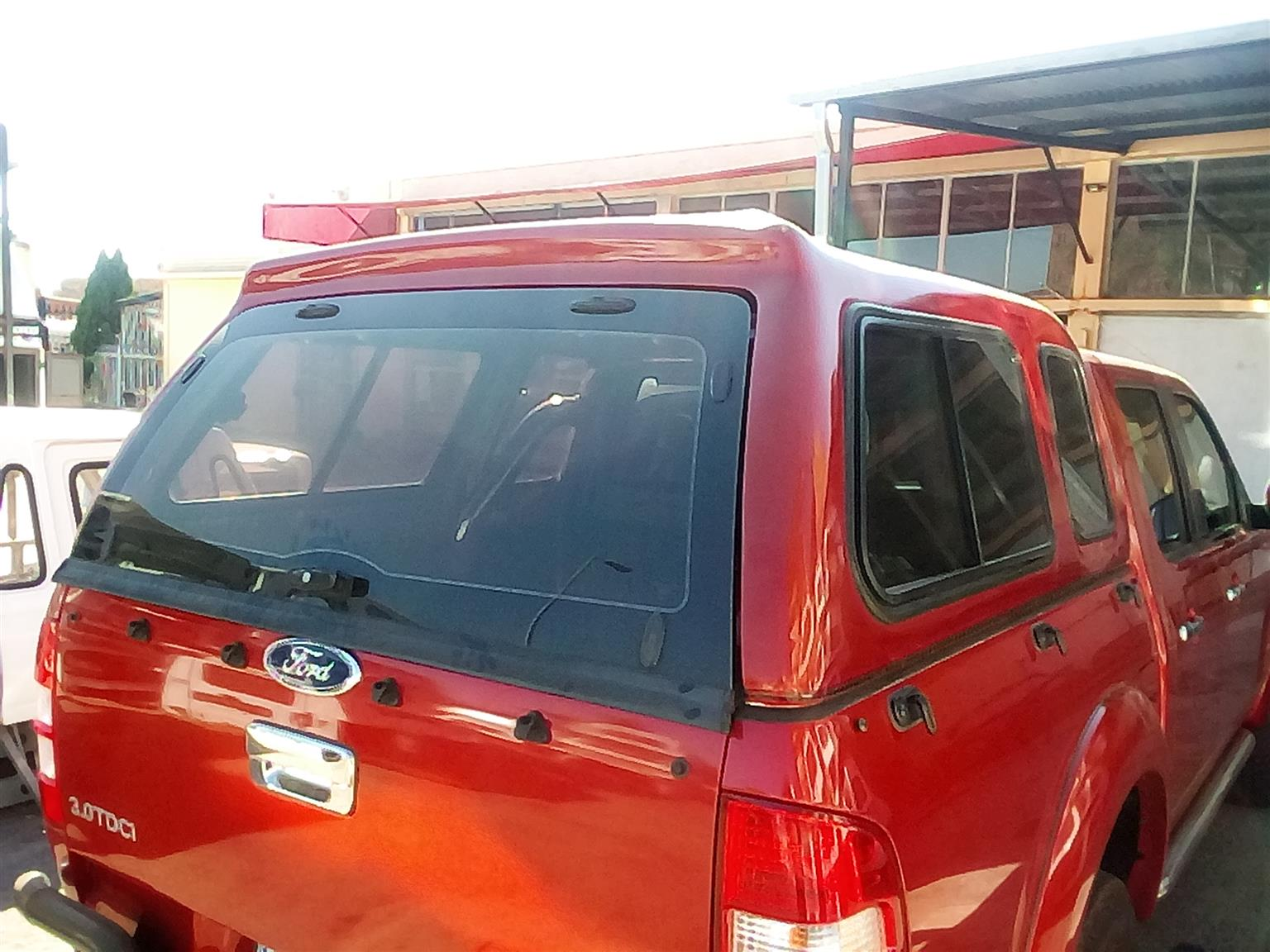 Ford Ranger - Mazda BT50 d/c Sa Canopy Bakkie for sale !!