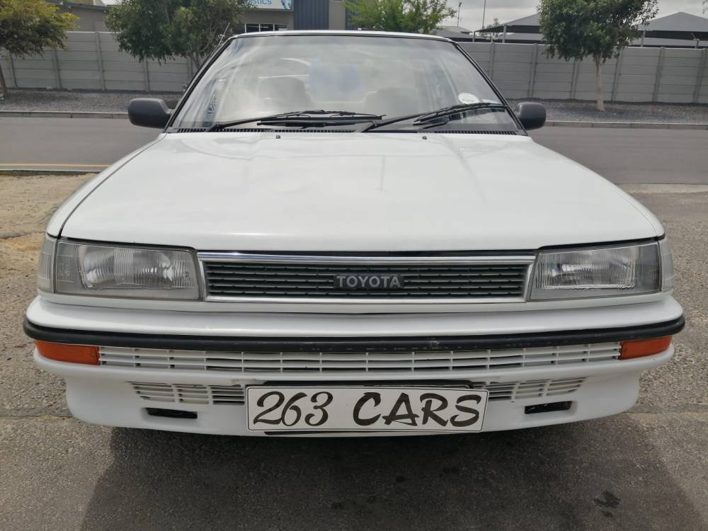 1989 Toyota Corolla 1.3 Advanced