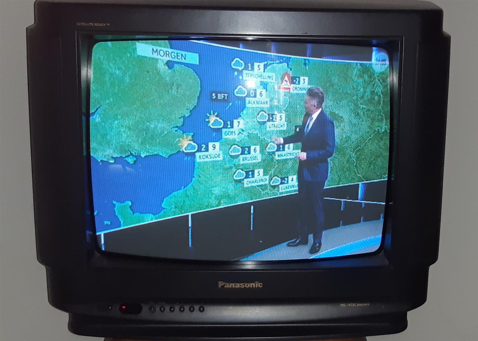 Panasonic TV - 51 cm - model FX51 (old box type)